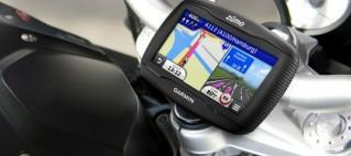 nawigacja GPS motocyklowa
