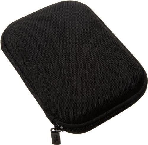 AmazonBasics sztywne, czarne etui do nawigacji GPS 5 cali/12,7 cm RFQ227 - 1 zdjęcie